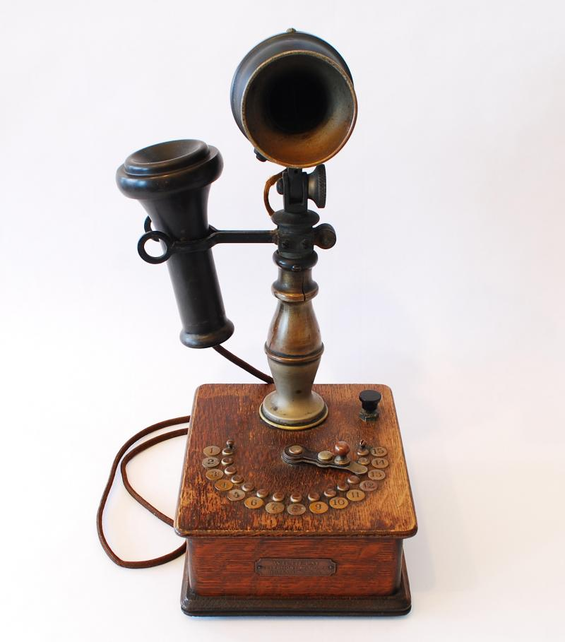 Antique Wilhelm Telephone