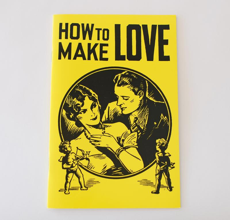 How To Make Love Booklet