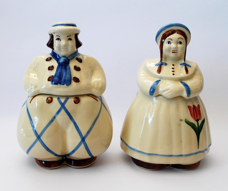 Shawnee Cookie Jars
