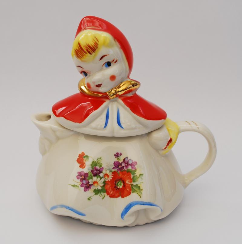 Little Red Riding Hood Teapot