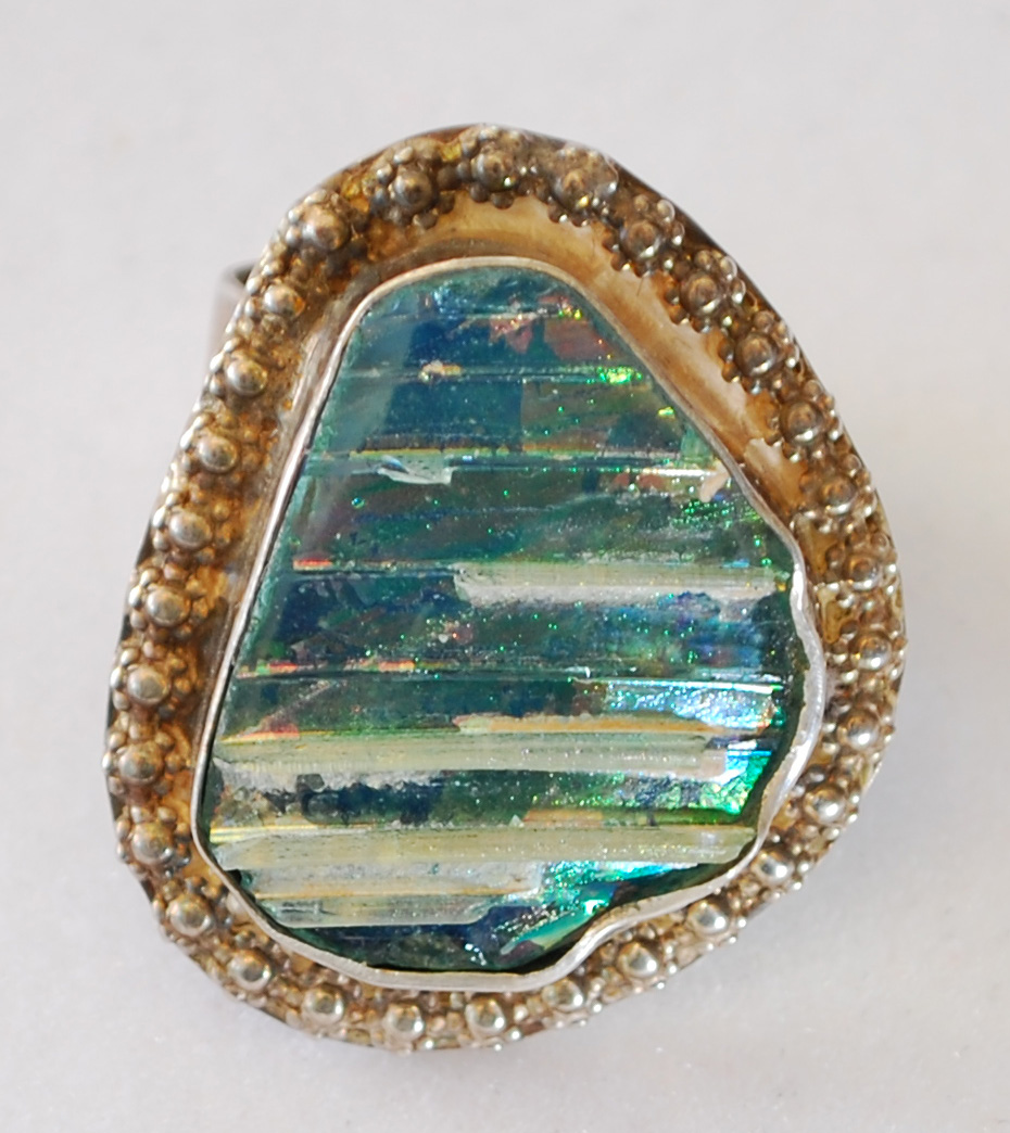 Silver Quill Antiques and Gifts - Ancient Roman Glass Jewelry