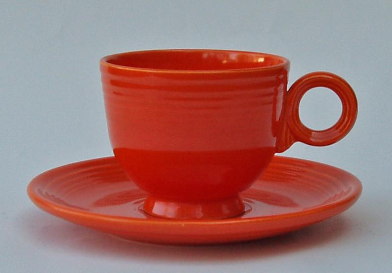 Vintage Fiestaware Pottery: Disk Water Pitchers For Sale